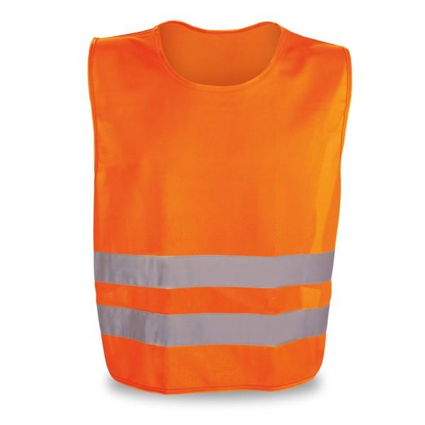 THIEM. Reflexní vesta - Oranžová