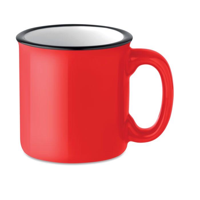 Kubek ceramiczny Tweenies - czerwony