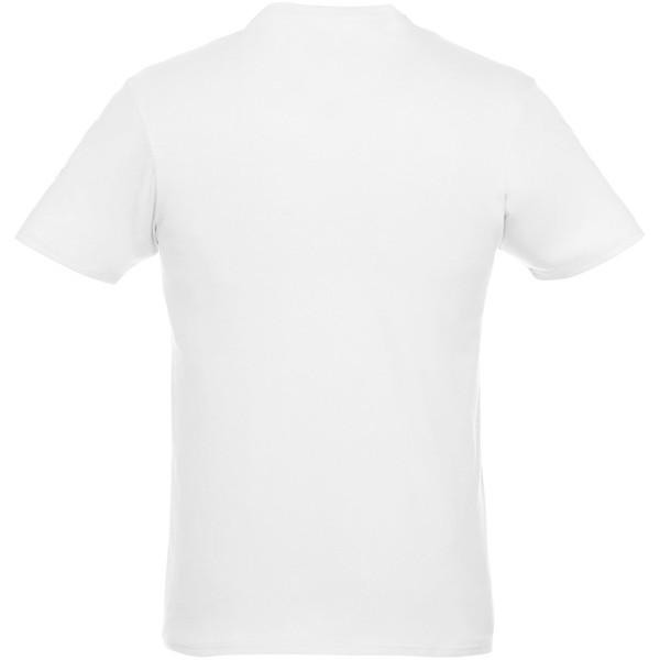 Pánské Triko Heros s krátkým rukávem - Bílá / L