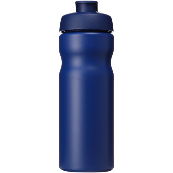 Baseline® Plus 650 ml flip lid sport bottle - Blue