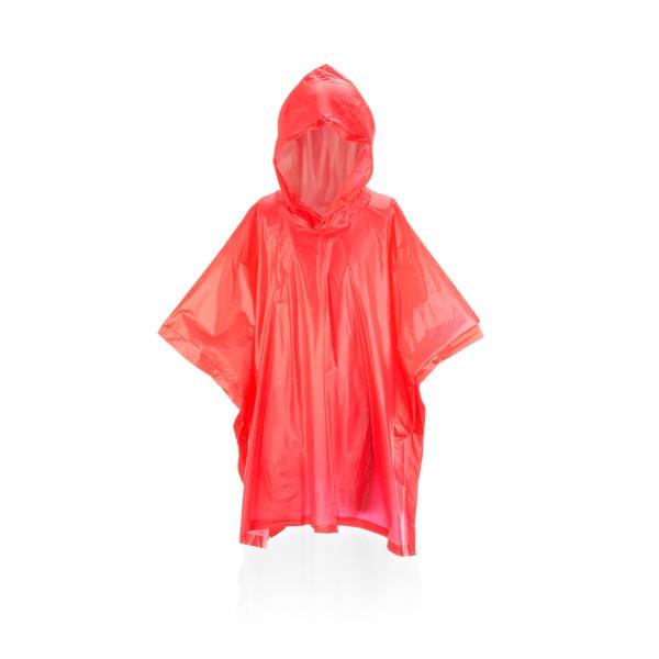 Raincoat Teo - Red