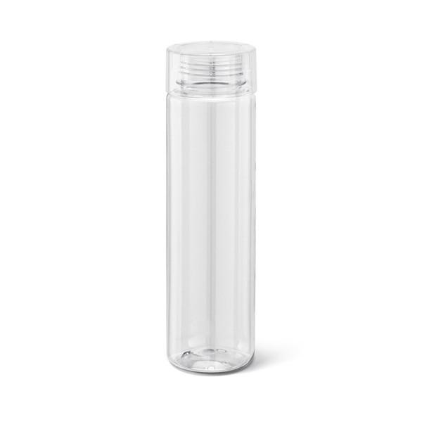 ROZIER. Botella deportiva 790 ml - Transparente
