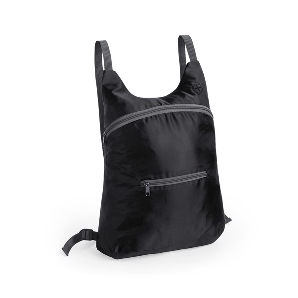 Foldable Backpack Mathis - Black