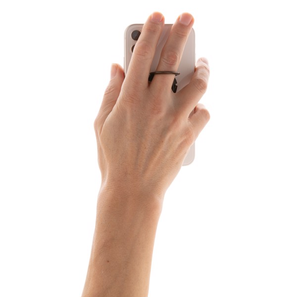 Držák telefonu s prstýnkem vhodný do auta