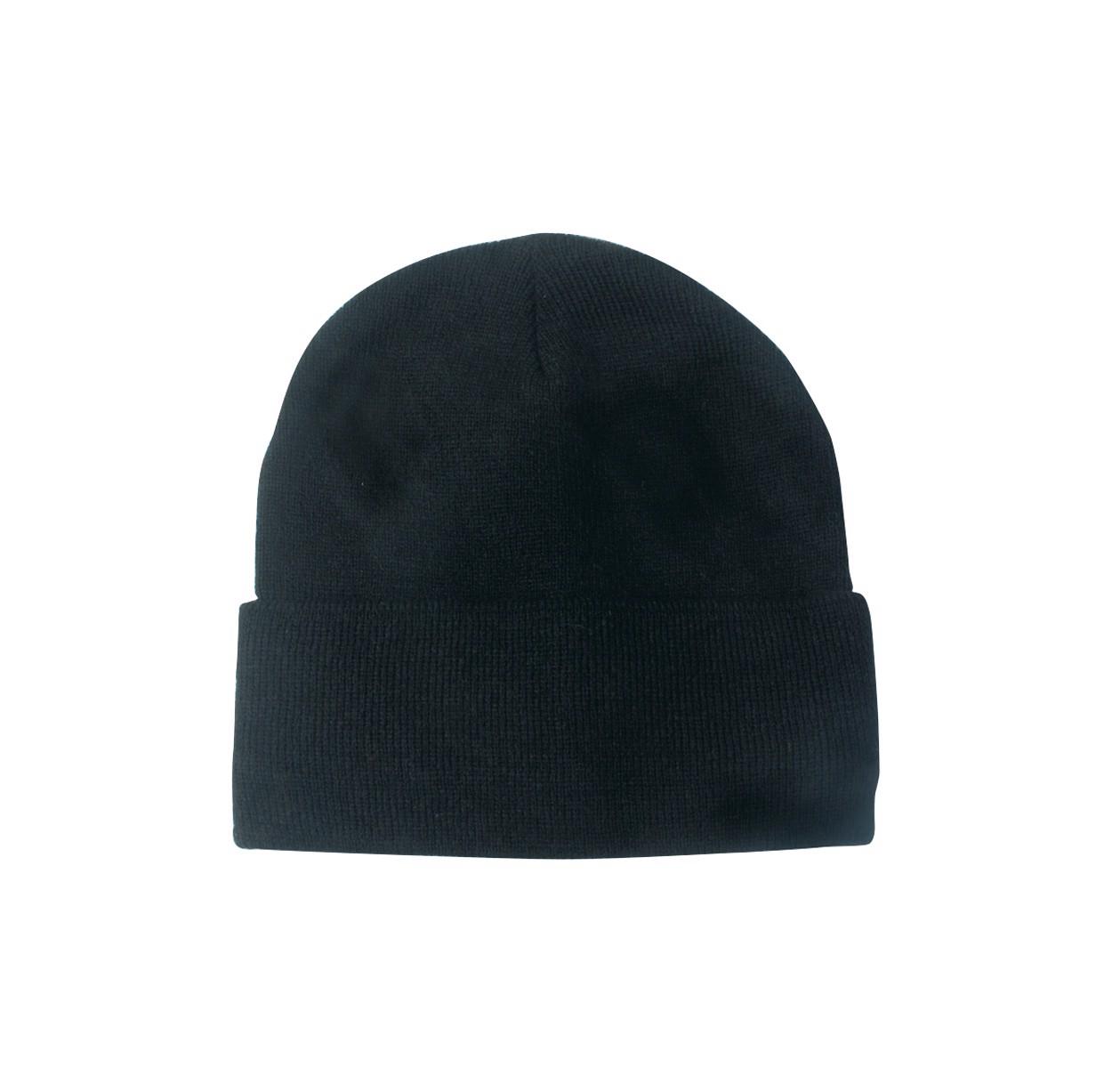 Zimní Čepice Lana - Černá