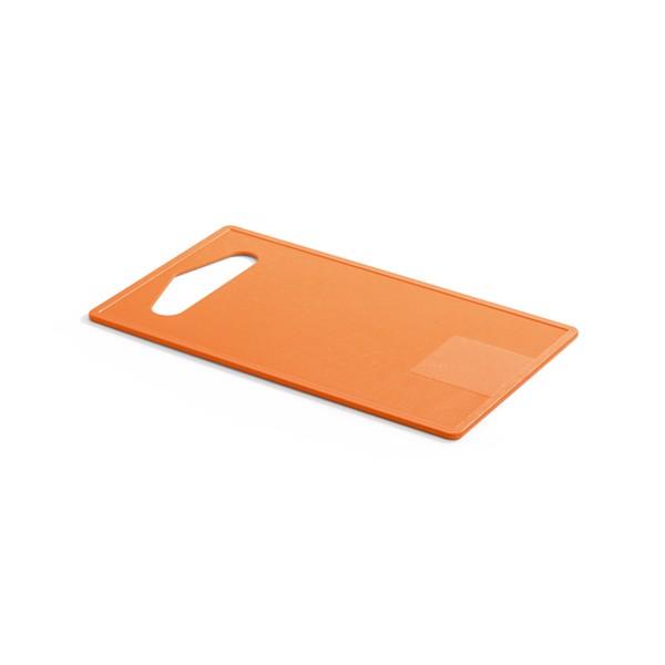 LIPPIA. Cutting board - Orange
