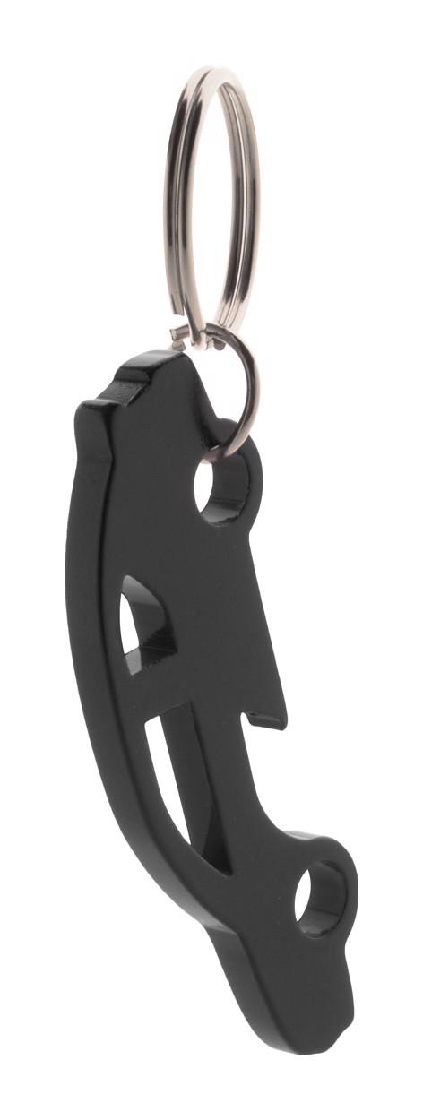 Přívěšek Na Klíče Samy - Černá