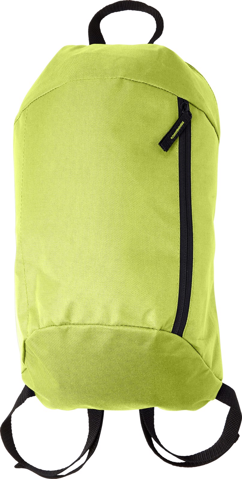 Polyester (210D) backpack - Lime