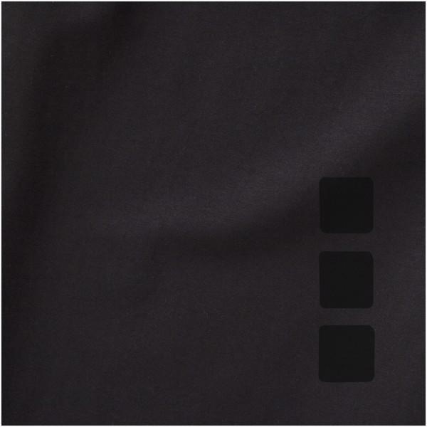"Camiseta orgánica de manga corta para hombre ""Kawartha"" - Negro Intenso / XS"