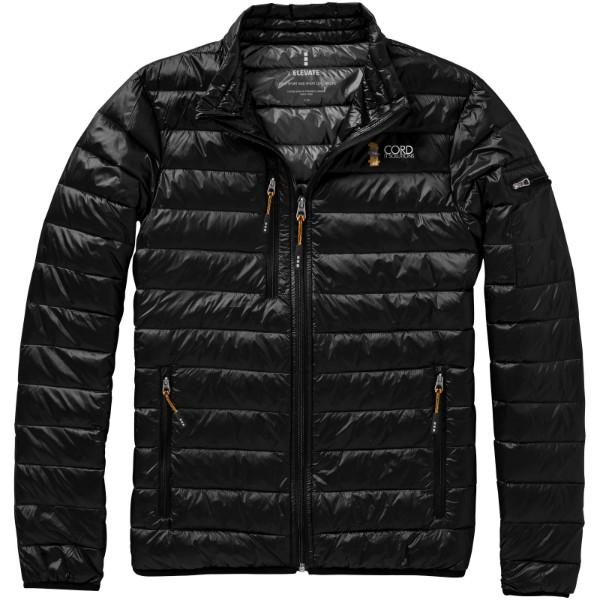 Lehká péřová bunda Scotia - Černá / S