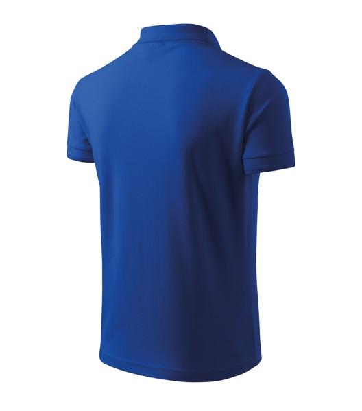 Polo Shirt men's Malfini Pique Polo - Royal Blue / M
