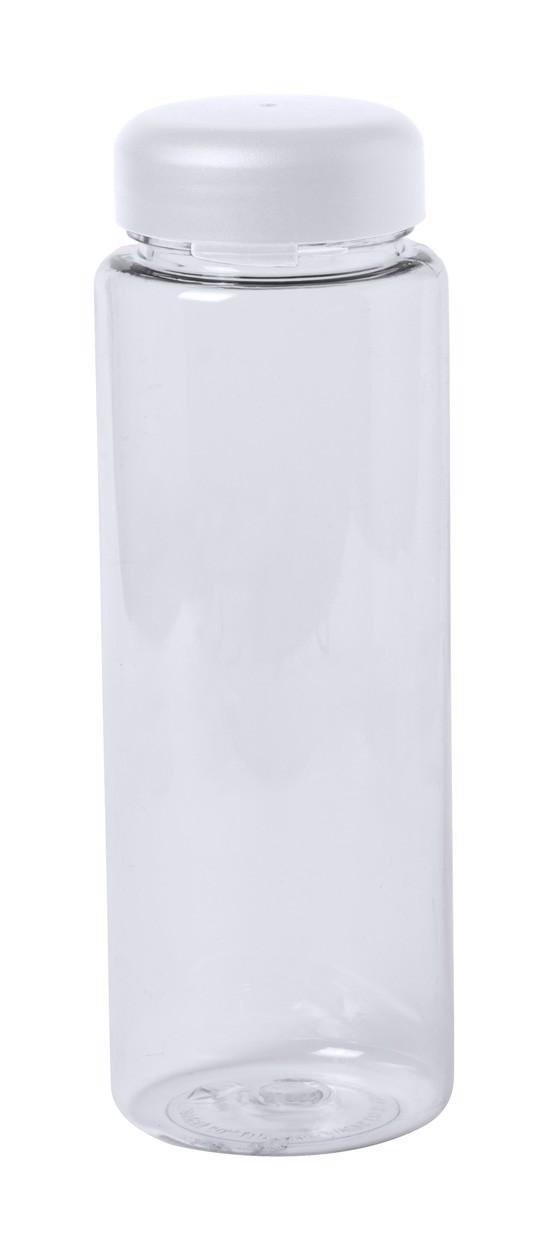 Sport Bottle Kabort - White / Transparent