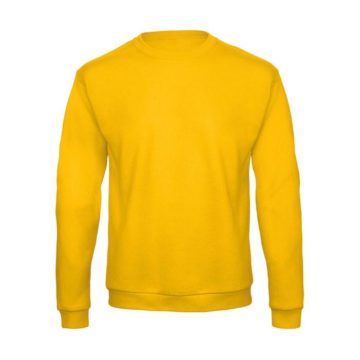 Sweatshirt Unisex Id.202 50/50 Sweatshirt Unisex - Gold / XXL