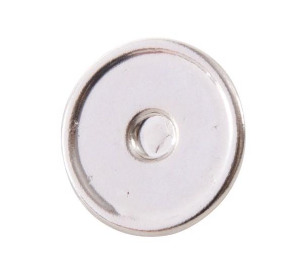 Kovový Odznak Read - Stříbrná