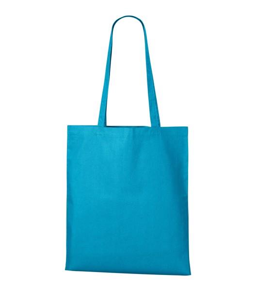 Nákupní taška unisex Malfini Shopper - Tyrkysová / uni