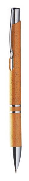 Ballpoint Pen Nukot - Orange / Silver