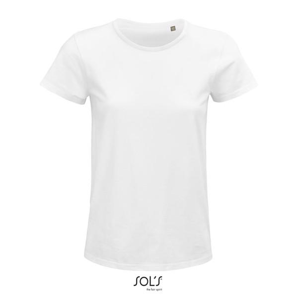 CRUSADER-női T-Shirt 150g Crusader Women - White / XXL