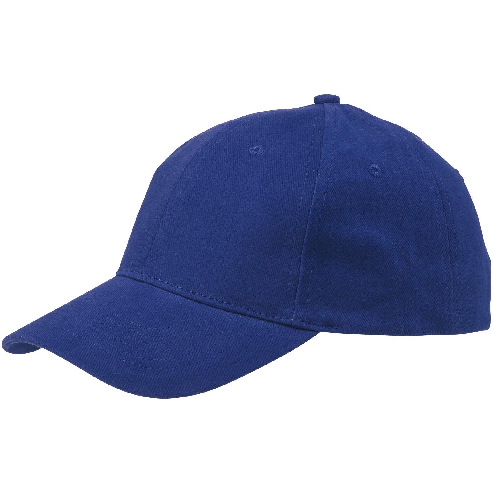 Bryson 6 panel cap - Blue