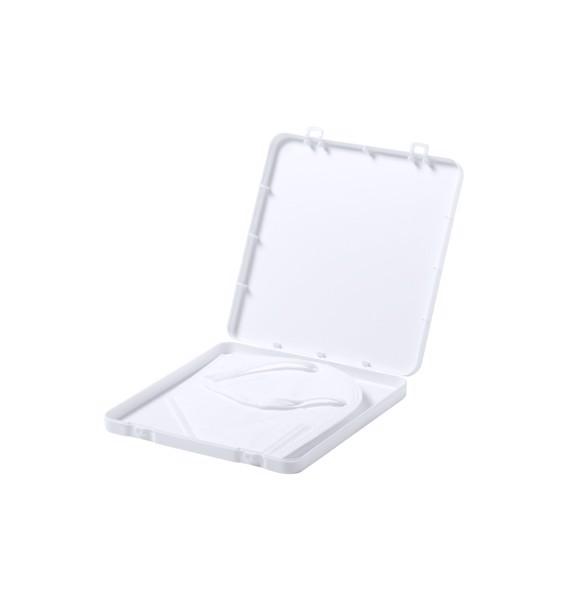 Face Mask Case Linek - White