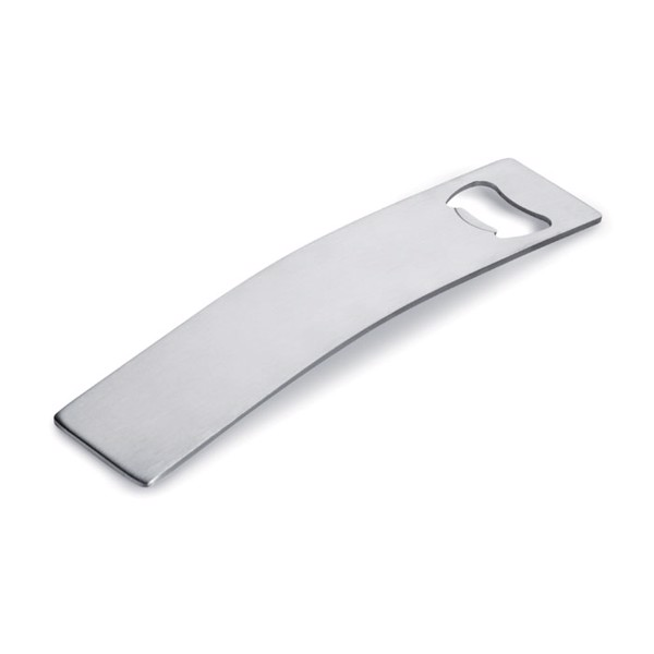 Stainless steel bottle opener Barry