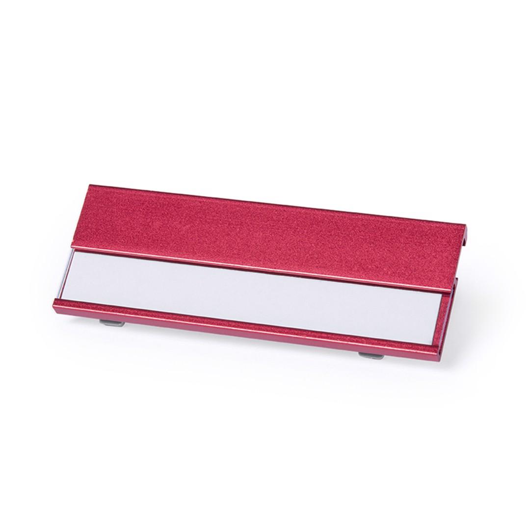 Identificador Bindel - Rojo