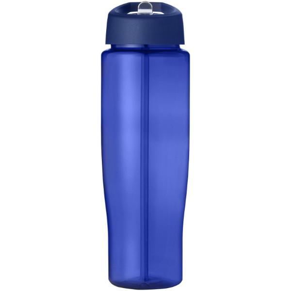H2O Tempo® 700 ml spout lid sport bottle - Blue