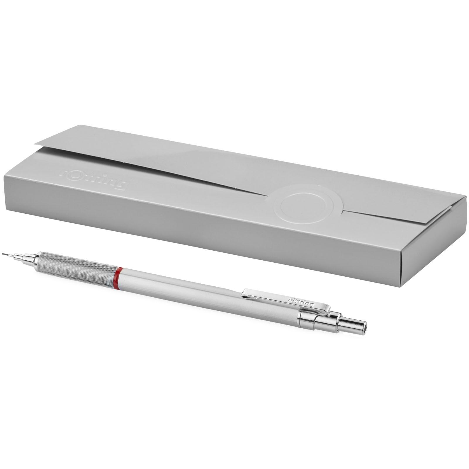 Rapid Pro mechanical pencil - Silver