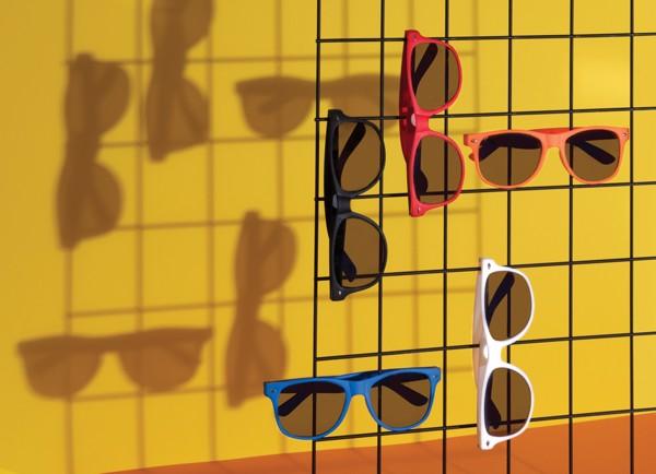 Sluneční brýle UV 400 - Červená / Černá