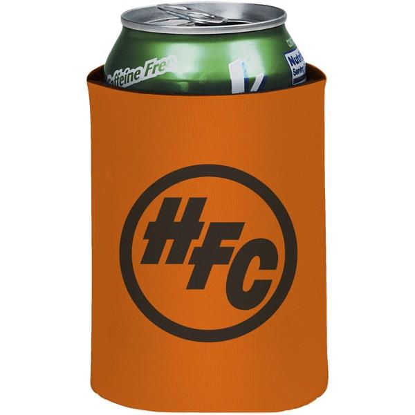 Crowdio zusammenklappbare Getränke Isolierung - Orange