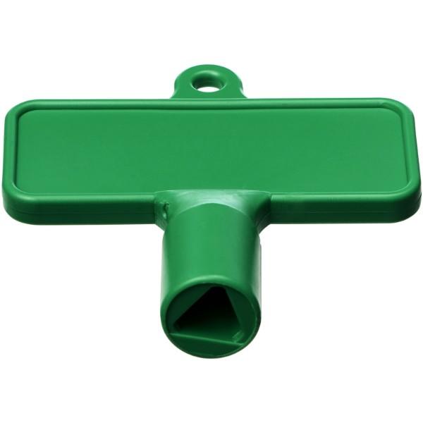 Maximilian obdélníkový univerzální montážní klíč - Zelená