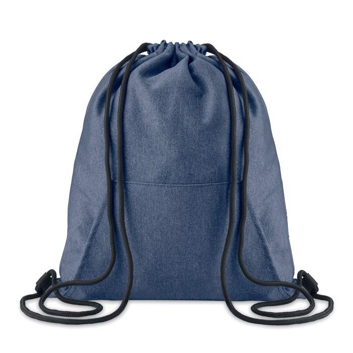 Plecak ze sznurkiem Sweatstring - granatowy
