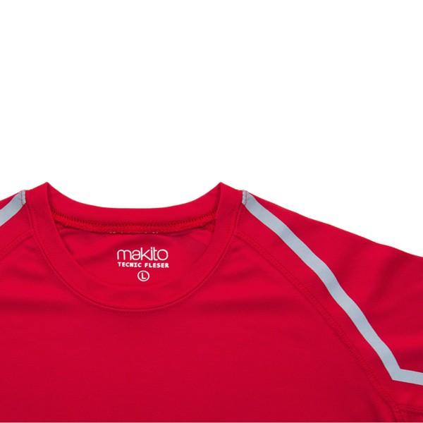 T-Shirt Adulto Tecnic Fleser - Amarelo Fluor / L
