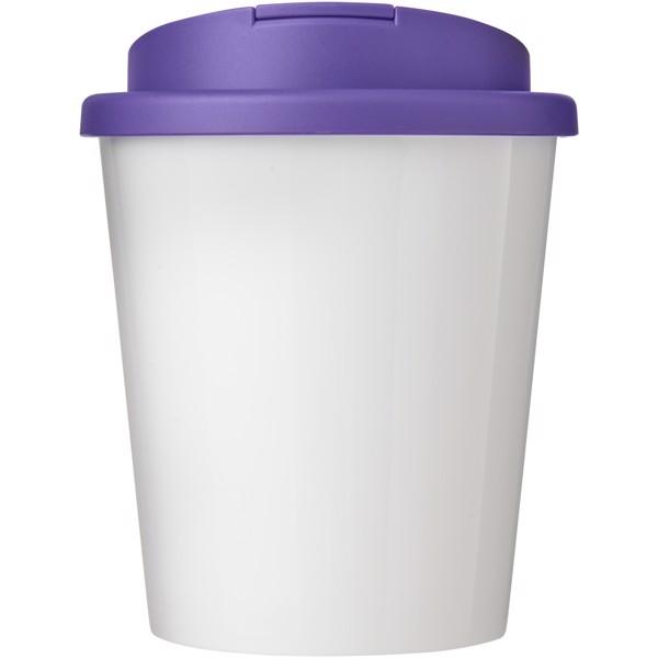 Brite-Americano Espresso® 250 ml with spill-proof lid - White / Purple