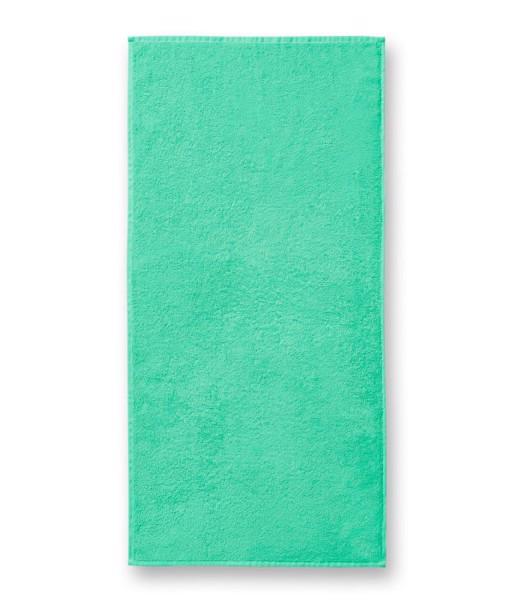 Osuška unisex Malfini Terry Bath Towel - Mátová / 70 x 140 cm