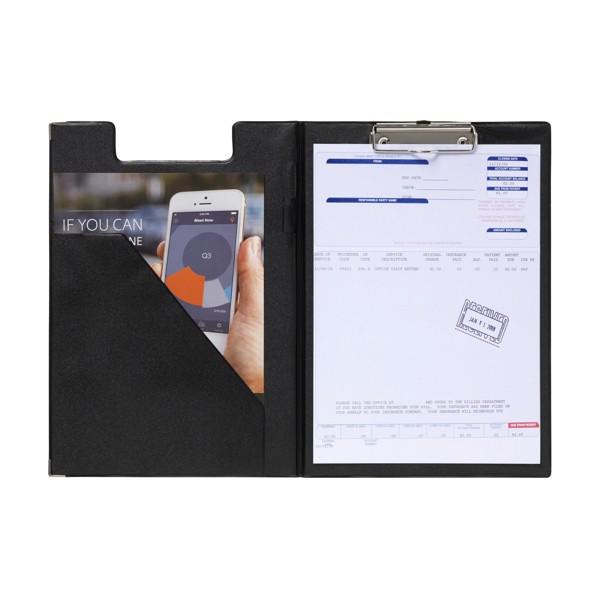 Marketing A4 clipboard - Black