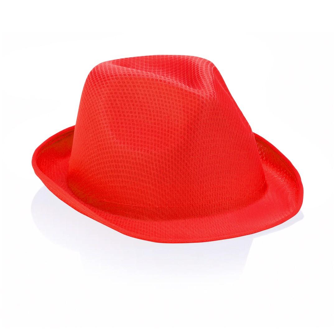 Sombrero Braz - Rojo