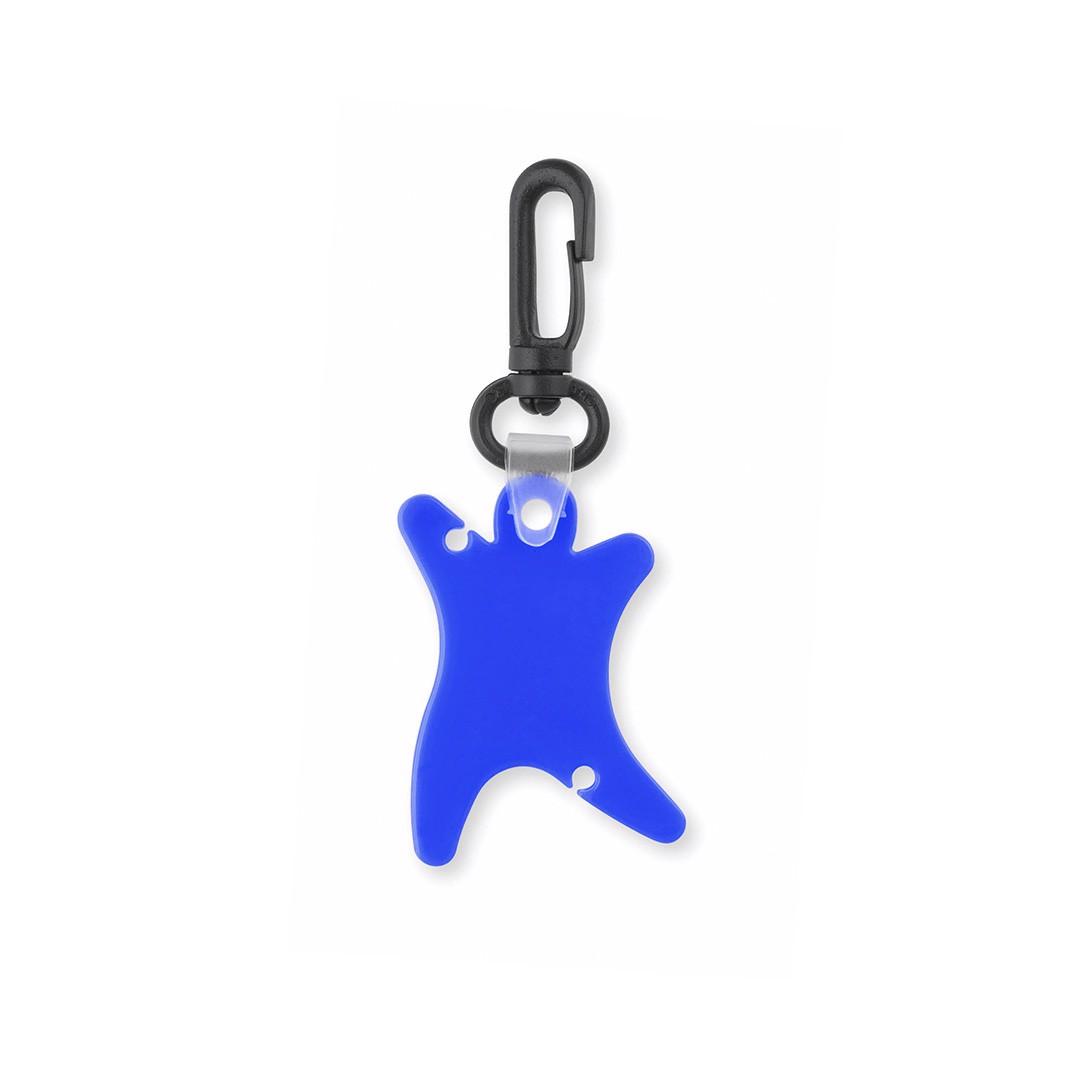 Recogecables Bael - Azul