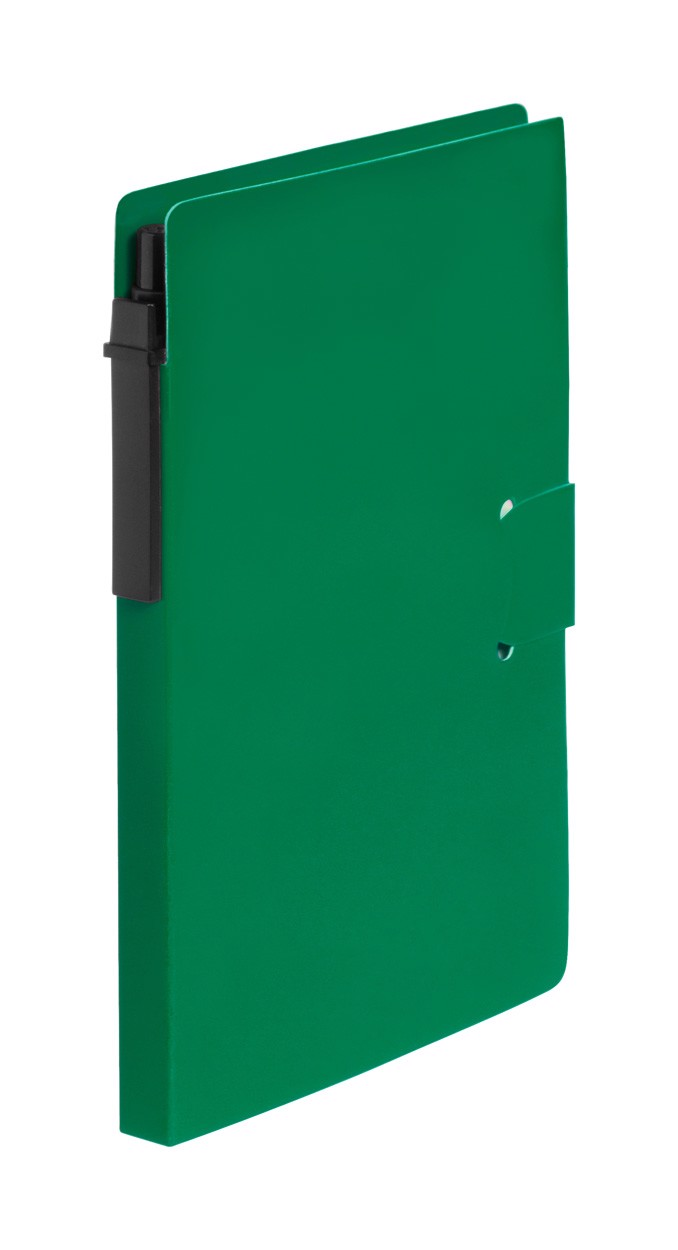 Blocnotes Prent - Verde