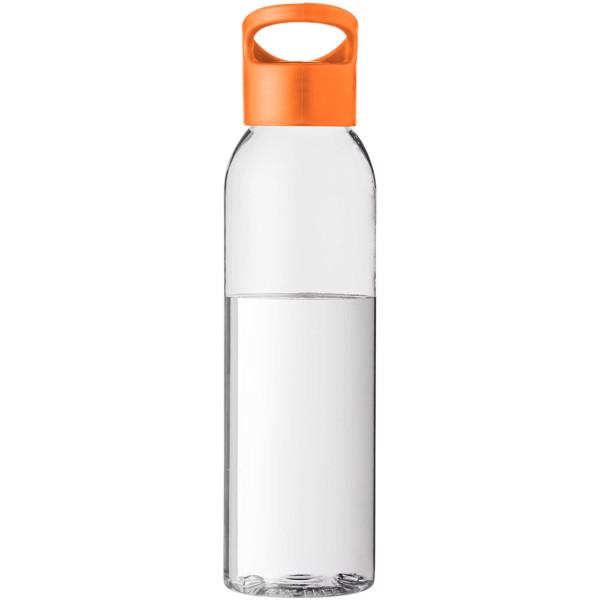 Sky 650 ml Tritan™ colour-pop sport bottle - Orange / Transparent