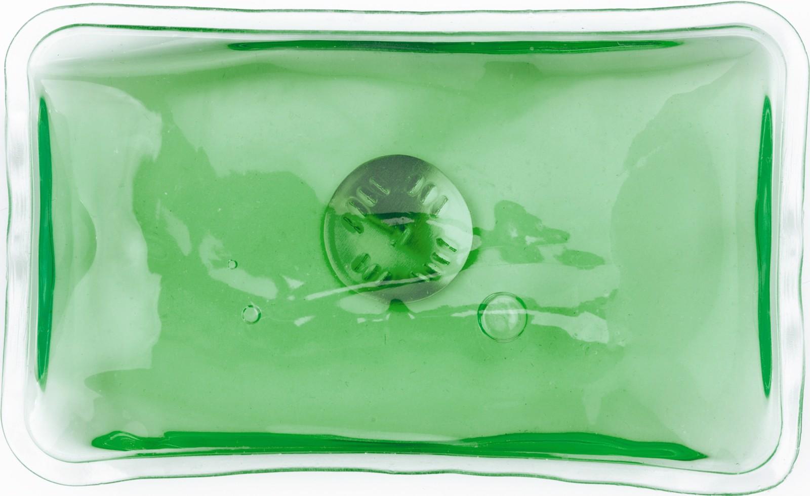PVC self heating pad - Light Green