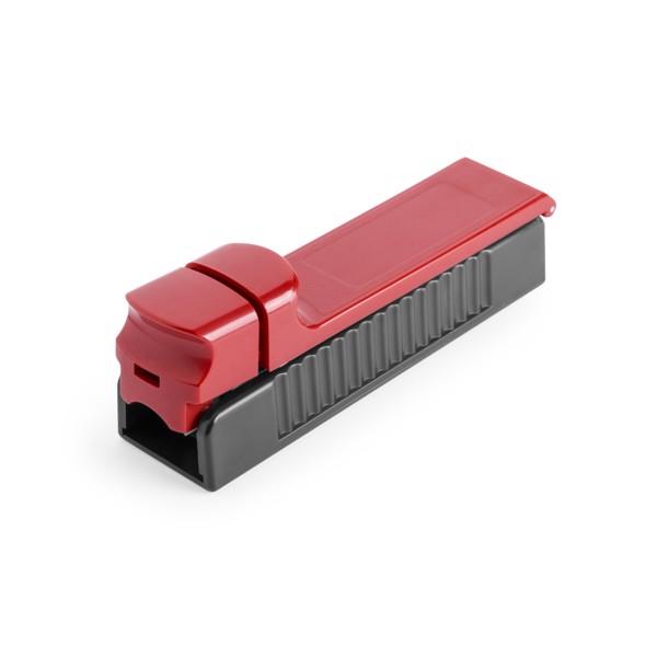 Injetadora de Tabaco Morris - Vermelho