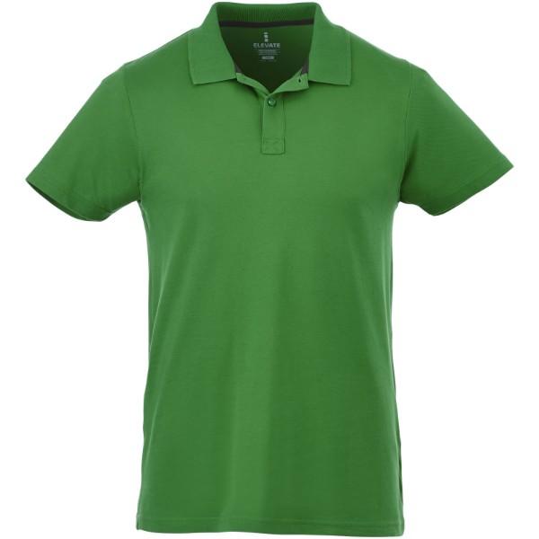 Primus short sleeve men's polo - Fern green / XS