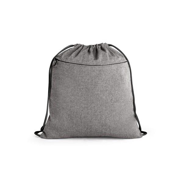 CHANCERY. Drawstring bag - Black