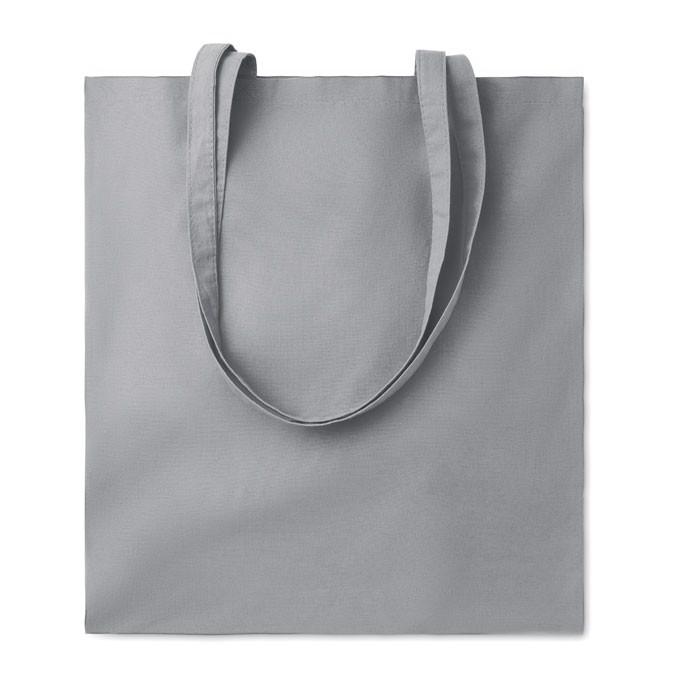 Cotton shopping bag 180gr/m2 Cottonel Colour ++ - Grey
