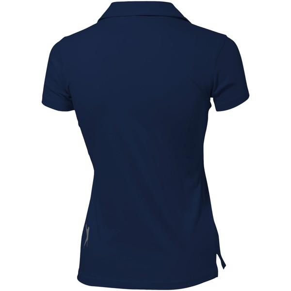 Let Jersey Poloshirt für Damen - Navy / XL