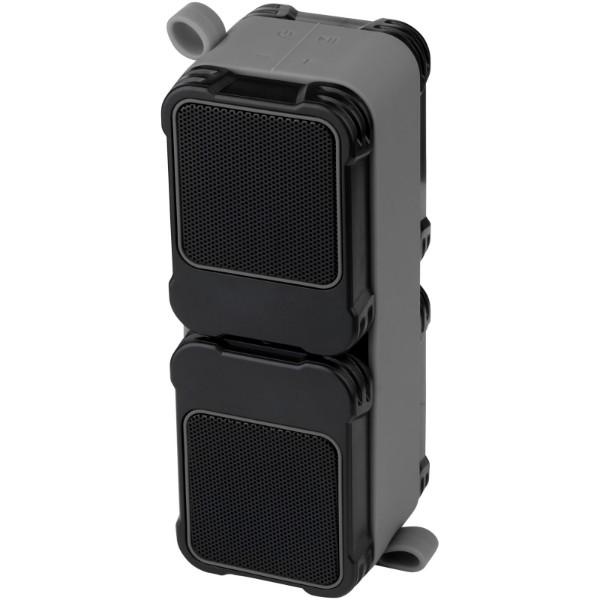 Outdoorové vodotěsné reproduktory Bond Bluetooth® - Černá