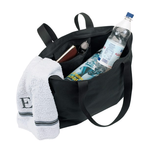Nákupní Taška Easy / Černá