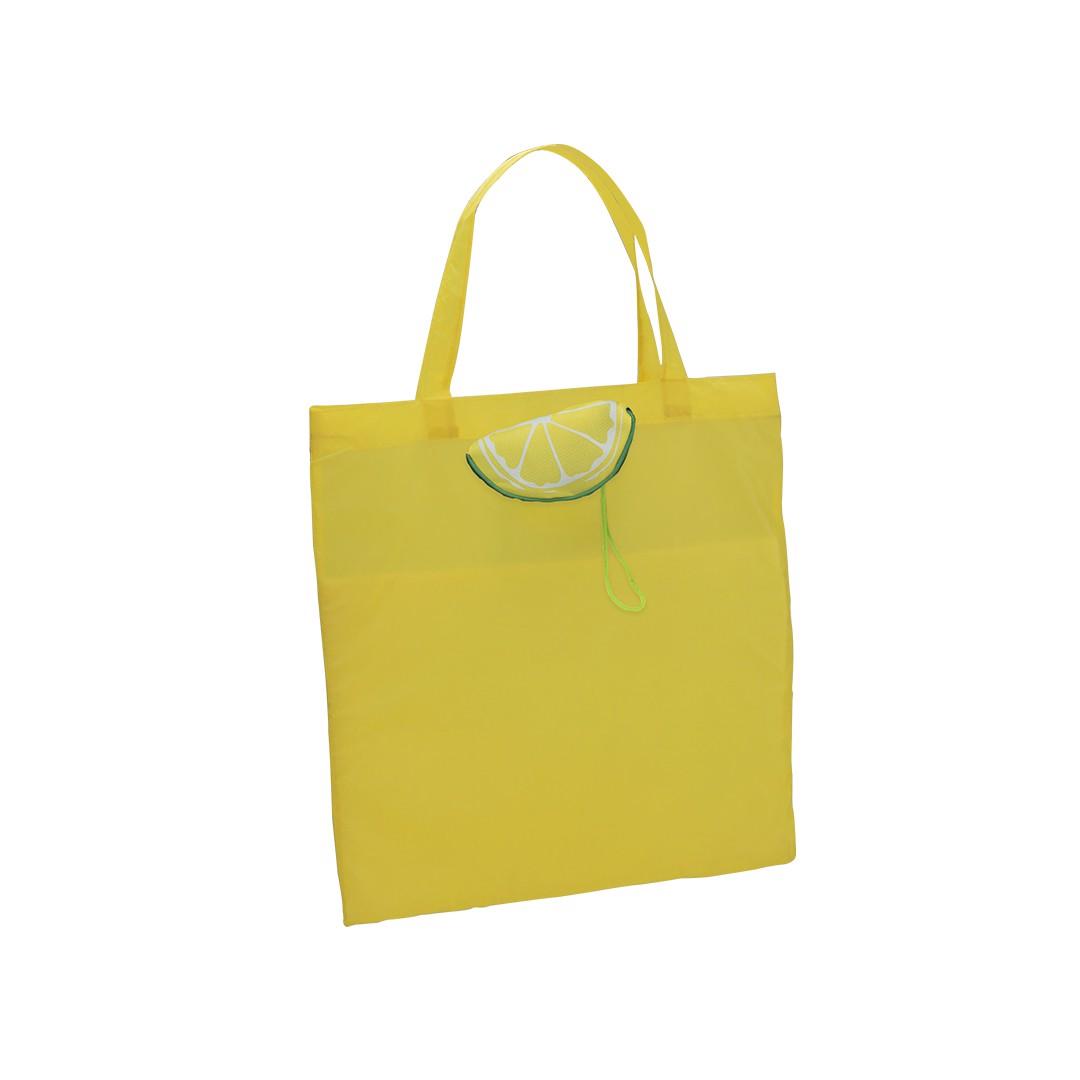 Foldable Bag Velia - Lemon