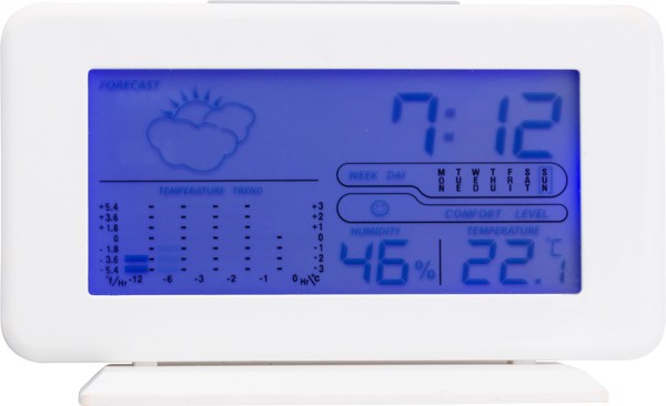 ABS weather station - White
