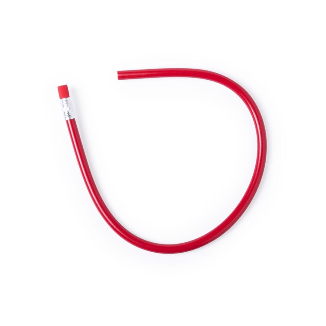 Lápiz Flexi - Rojo